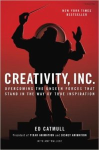 creativity inc cover image